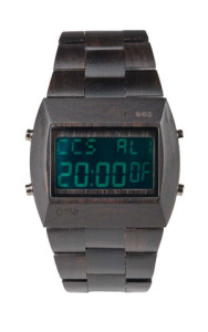montre pas chere disco black